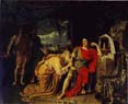 Alexander Ivanov. Priam Asking Achilles to Return Hector's Body