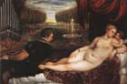 Titian, Venus with Organist and Cupid