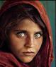 A menina afegã, de Steve McCurry