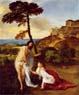 Titian, Noli me tangere