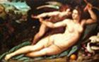 Alessandro Allori, 1535-1607, Vênus e Cupido
