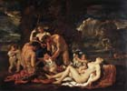 Poussin, The Nurture of Bacchus