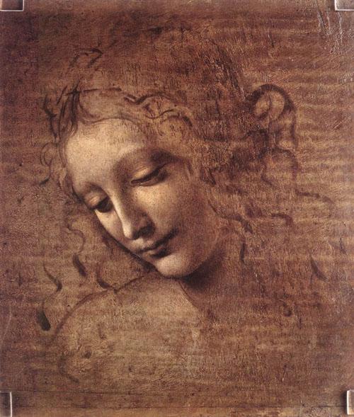 Da Vinci, La Scapigliata
